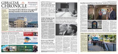 Gibraltar Chronicle – 06 October 2020
