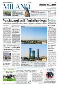 Corriere della Sera Milano – 04 settembre 2019
