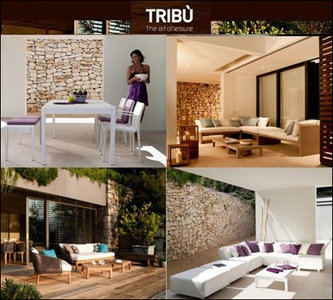 Tribu Furniture 3D Collection