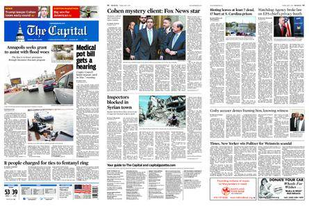 The Capital – April 17, 2018