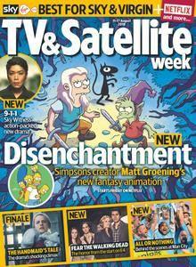 TV & Satellite Week - 11 August 2018