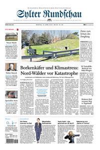 Sylter Rundschau - 15. April 2019