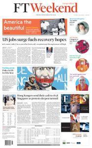 Financial Times Europe - June 6, 2020