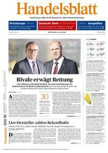 Handelsblatt - 20. Juli 2016