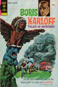 Boris Karloff Tales of Mystery 050 1973