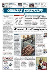 Corriere Fiorentino La Toscana – 07 settembre 2018