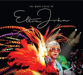 VA - The Many Faces of Elton John (2019)