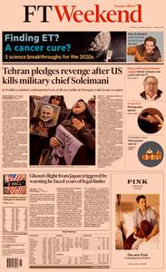 Financial Times Europe – 04 January 2020