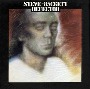 Steve Hackett - Defector (1980) US Masterdisk 1st Pressing - LP/FLAC In 24bit/96kHz