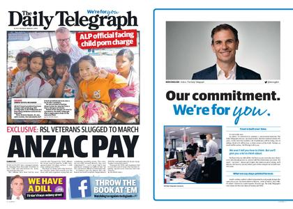 The Daily Telegraph (Sydney) – March 05, 2019