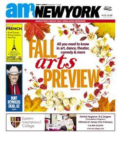 AM New York - September 07, 2018