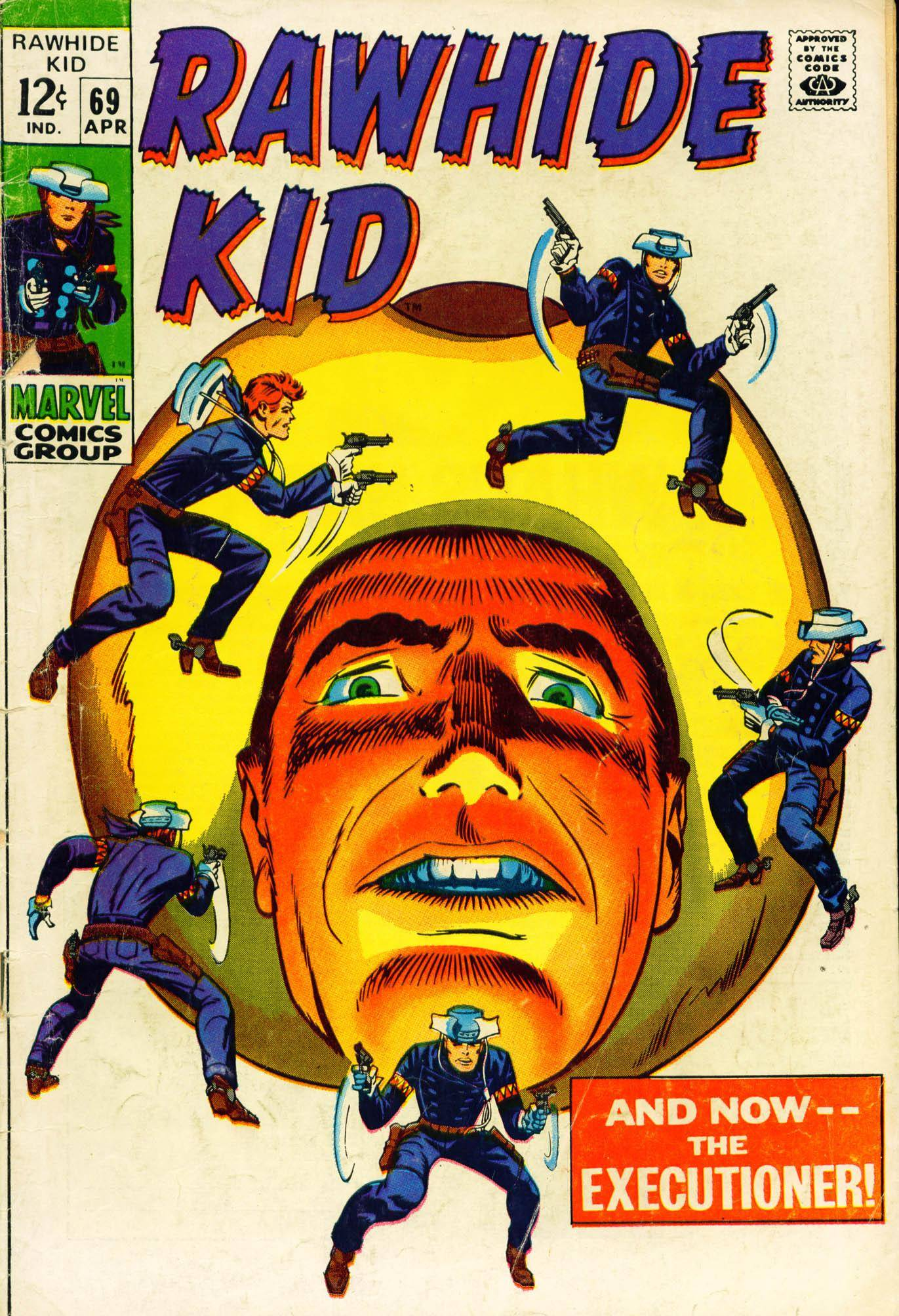 Rawhide Kid v1 069 1969