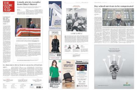 The Globe and Mail – December 06, 2018