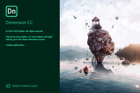 Adobe Dimension CC 2019 v2.3.0.1052 Multilanguage