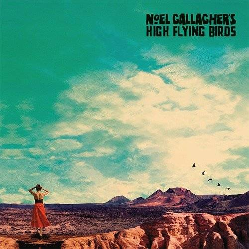 Noel Gallagher's High Flying Birds - Who Built The Moon? (Japan Limited Edition) (2017)
