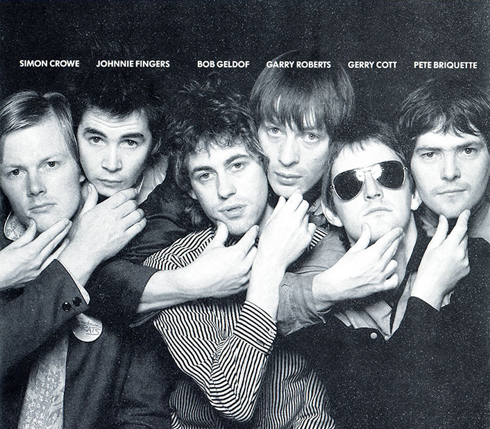 The Boomtown Rats - Albums Collection 1978-1982 (4CD) Non-Remastered [Re-Up]