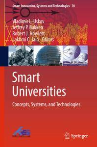Smart Universities: Concepts, Systems, and Technologies