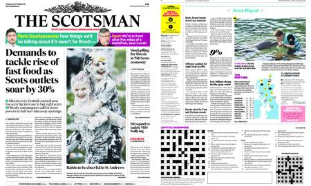 The Scotsman – October 23, 2018