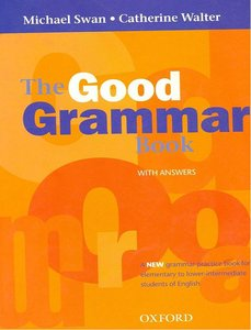 The Good Grammar Book with answers (repost)