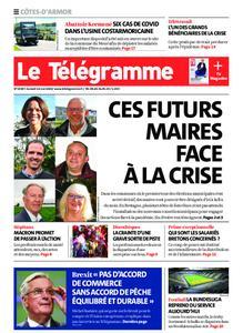 Le Télégramme Guingamp – 16 mai 2020