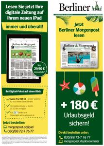 Berliner Morgenpost – 15. August 2019