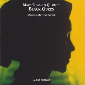 Marc Edwards Quartet - Black Queen (1991)