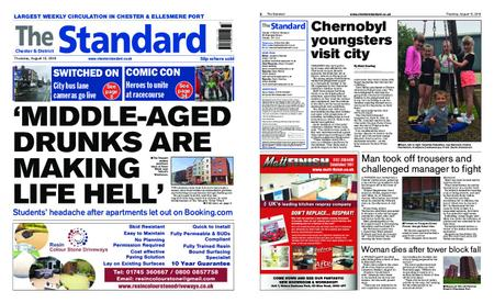 The Standard Chester & District – August 15, 2019