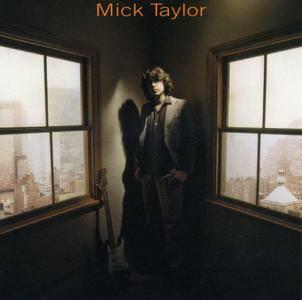 Mick Taylor - Mick Taylor (1979) {1992, Reissue}