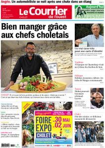Le Courrier de l'Ouest Cholet – 30 mai 2019