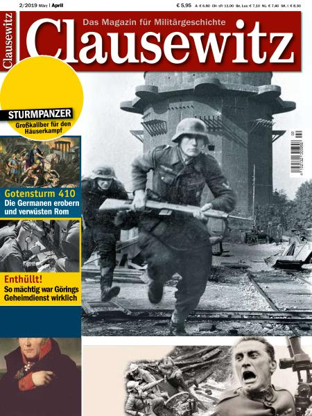Clausewitz - März-April 2019