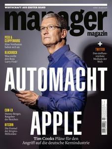 Manager Magazin - April 2021