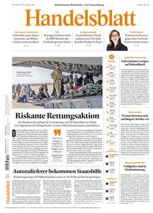 Handelsblatt - 18 August 2021