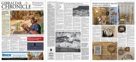 Gibraltar Chronicle – 20 September 2021