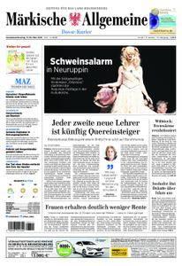 Märkische Allgemeine Dosse Kurier - 17. März 2018