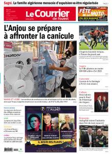 Le Courrier de l'Ouest Angers – 25 juin 2019