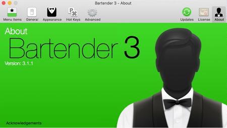 Bartender 3.1.3 macOS