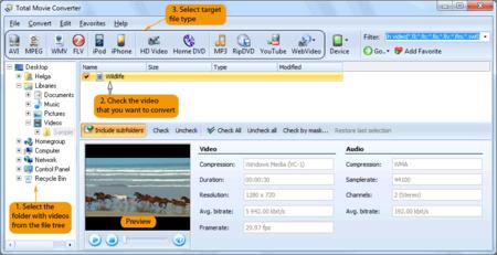 Coolutils Total Movie Converter 3.2.0.138 Multilanguage