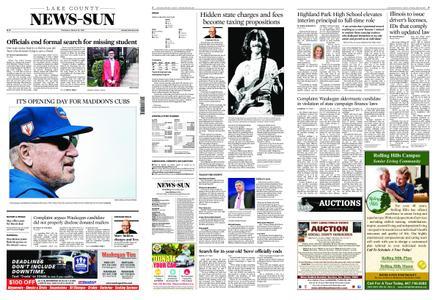 Lake County News-Sun – March 28, 2019
