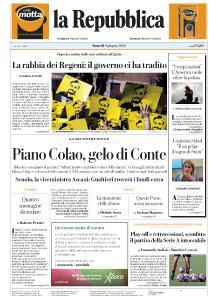 la Repubblica - 9 Giugno 2020