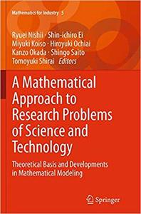 A Mathematical Approach to Research Problems of Science and Technology (Repost)