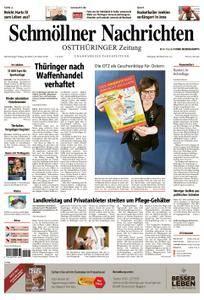 Schmöllner Nachrichten - 29. März 2018