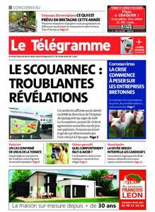 Le Télégramme Concarneau – 18 février 2020