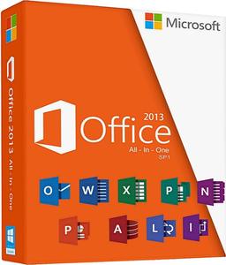 Microsoft Office Professional Plus 2013 SP1 15.0.5007.1000