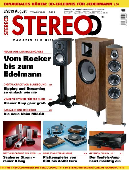 Stereo - August 2019