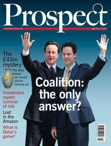 Prospect Magazine - May 2011