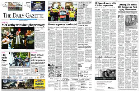 The Daily Gazette – June 26, 2019