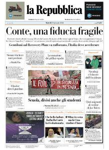 la Repubblica - 19 Gennaio 2021