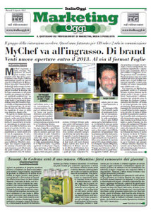 MarketingOggi (09 Agosto 2011)