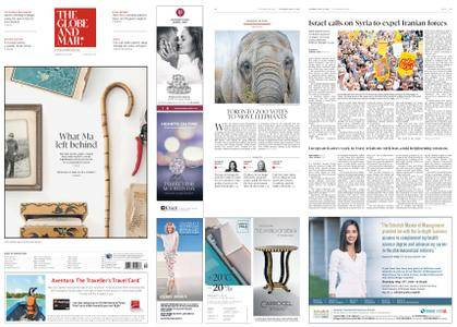 The Globe and Mail – May 12, 2018