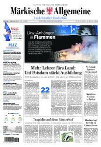 Märkische Allgemeine Luckenwalder Rundschau - 11. September 2018